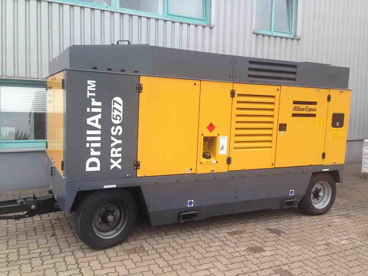 Our High Pressure Compressors are ready for hire